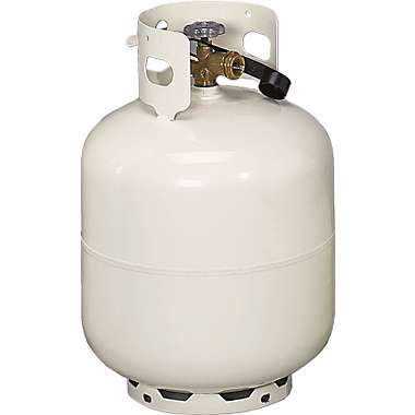Propane for Fuel Stroage