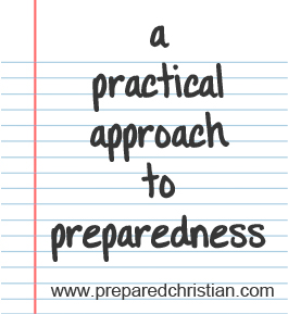 Practical Approach to Preparedness